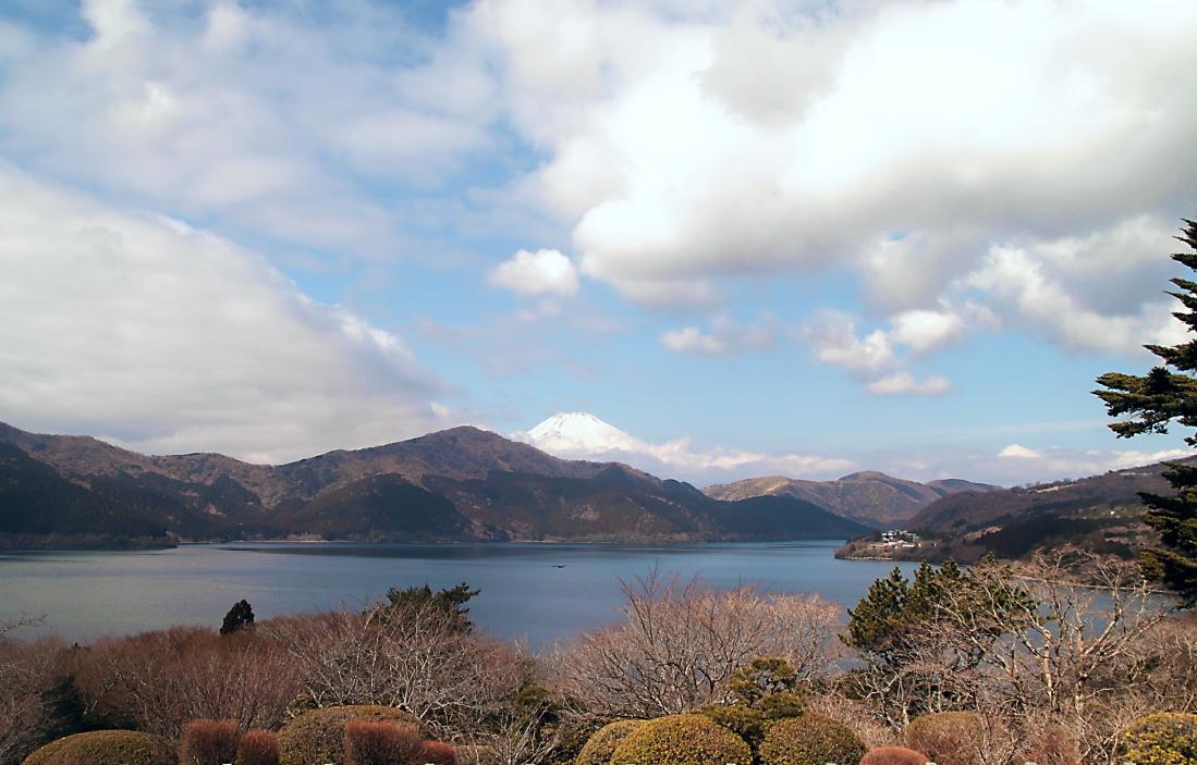 県立恩賜箱根公園